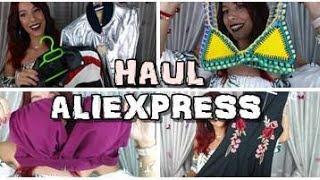 SUPER HAUL ALIEXPRESS TRY ON   BIKINIS, VESTIDOS, CHAQUETAS...