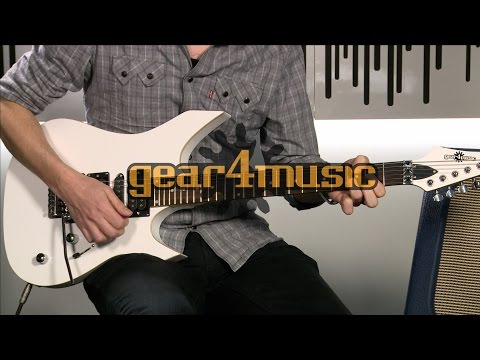Indianapolis Electric Guitar By Gear4music