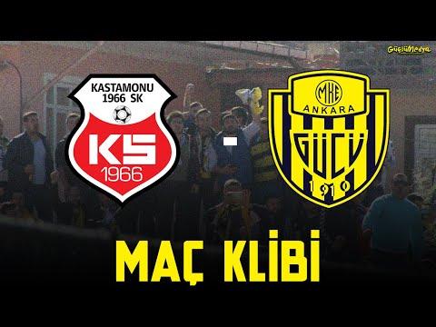 Kastamonuspor - Ankaragücü'müz | Maç Klibi