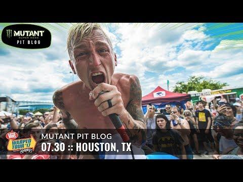2017 Mutant Pit Blog: Houston, TX