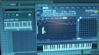 Fruity Loops Studio: Sytrus Generator : Fruity Loops Studio Sytrus Generator: Modulation