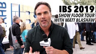 Ibs 2019 Show Floor Tour