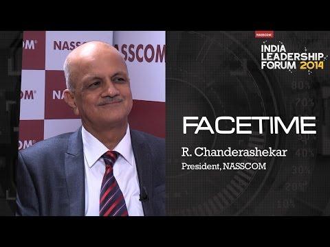 R. Chandrashekar, President, NASSCOM