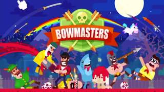 BowMasters Gameplay #1