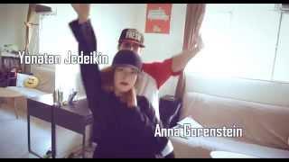 genius x k camp po up go up   dance   anna gorenstein