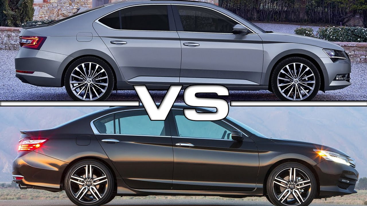 chevrolet malibu vs skoda superb