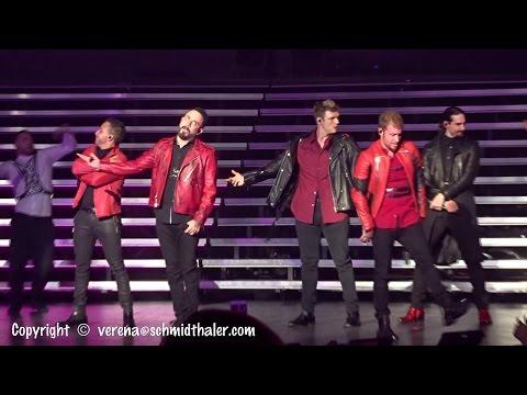 Backstreet Boys - We've Got It Goin' On (Las Vegas Residency 4/12/2017 - Part 14)