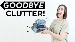 How to Get Rid of Clutter (👏 the RIGHT WAY!!) » 8 Ways to Declutter without Feeling GUILTY