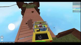 Roblox Play Through:Jeep Obby2(Teil 1)