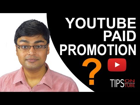 What Is YouTube Paid Promotion Disclosure?