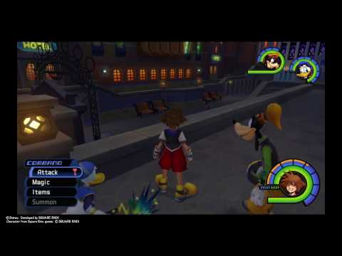 Kingdom Hearts Final Mix Episode 53- Stones, Defender, and Wizard Relic