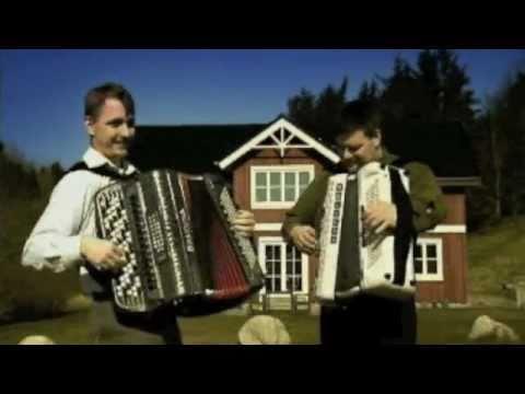 Kristian & Jens Peter - Svenske harmonika træffere