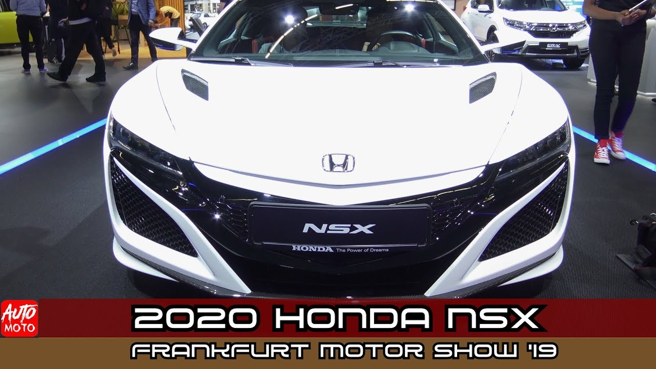 2020 Honda Nsx Concept and Review