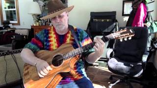 1448 -  The Chair -  George Strait cover with guitar chords and lyrics