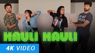 HAULI HAULI | BOLLYWOOD Dance Fitness Choreography by Vijaya Tupurani | Garry S & Neha Kakkar