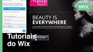Cómo cambiar el estilo del botón en tu sitio | Wix.com
