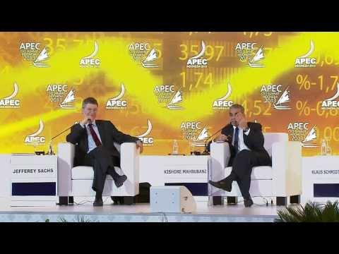 APEC CEO Summit 2013 - Session 8