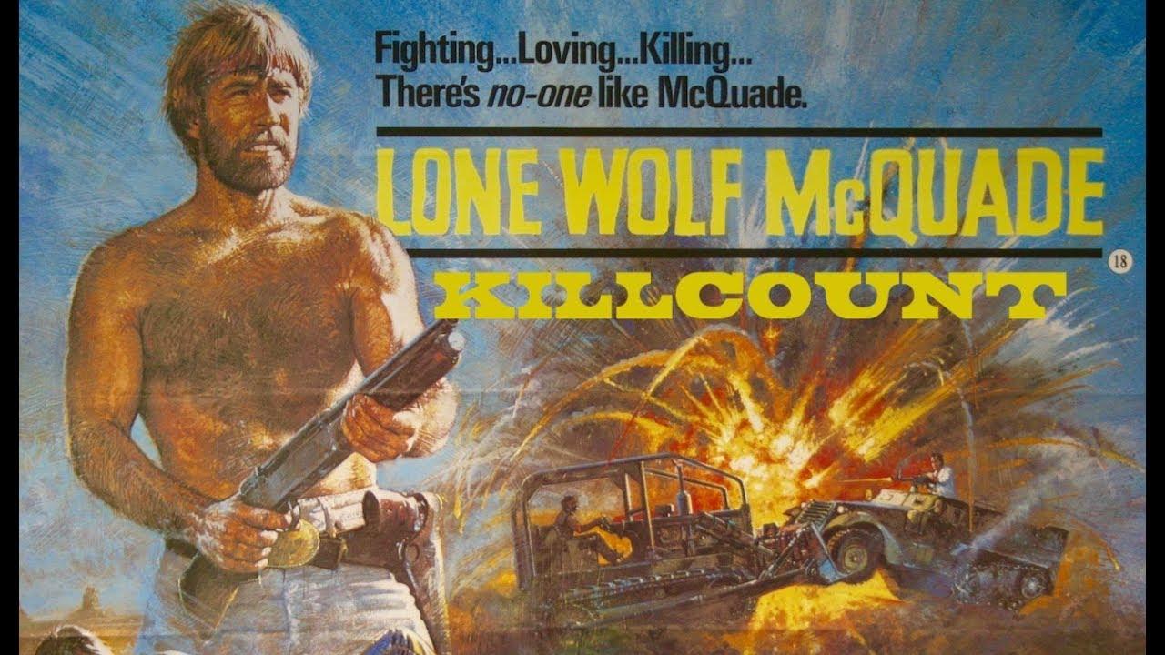 Lone Wolf McQuade (1983) – Action, Crime, Drama