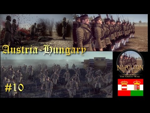 The Great War: Austria-Hungary #10 ~ Back in the Positive