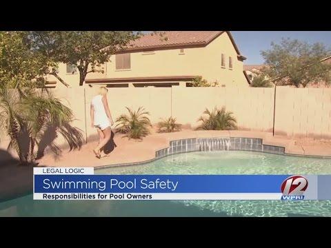 Legal Logic: Pool Safety