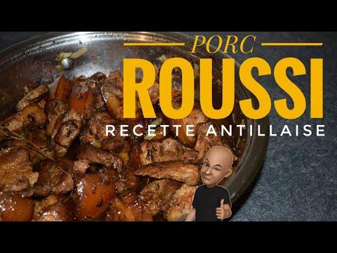 comment-faire-du-porc-roussi-de-noËl-(recette-antillaise-prez-k-facile)