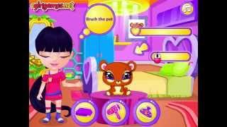 Питомцы Винкс Уход - Pets Winx Care