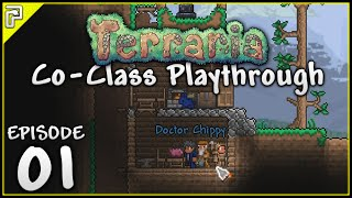 Terraria 1.3.3 | Ranger & The Mage! | Co-Class Let's Play w/ChippyGaming [#1]