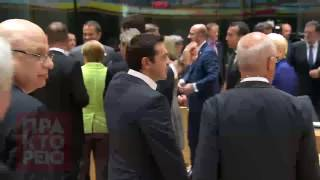 Σύνοδος του Ευρωπαϊκού Συμβουλίου στις Βρυξέλλες 22-06-2017 thumbnail