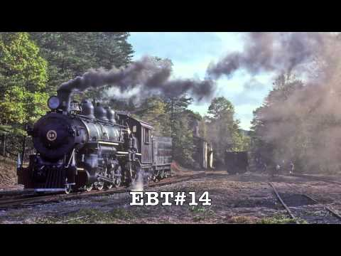 East Broad Top Railroad's 2-8-2 Whistles