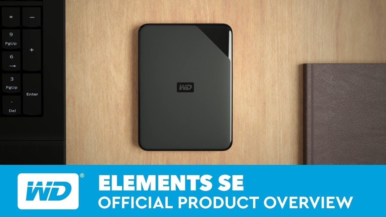 WD Elements SE | Official Product Overview
