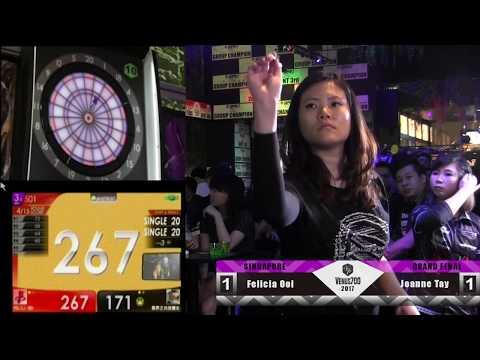 【VENUS700 SINGAPORE 2017-GRAND FINAL】FINAL MATCH