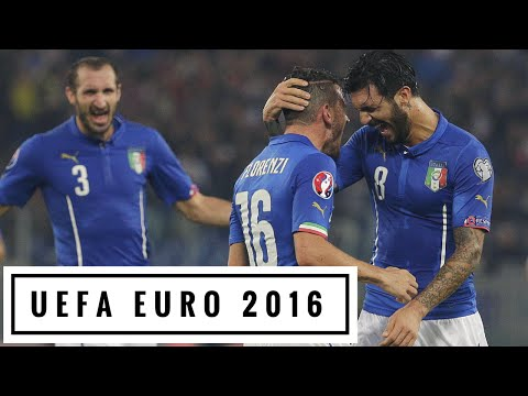 ITALY - Azzurri ► EURO 2016 Team Profile HD