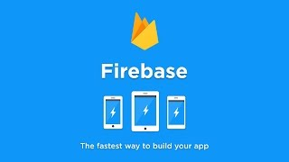 Android Studio Tutorial - Firebase Tutorial - Introduction - Part 1