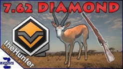Diamond Springbok with the new 7.62 Call of the Wild