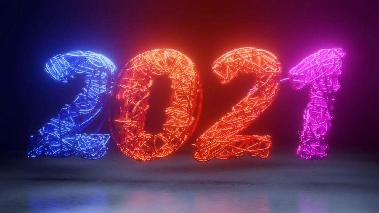 Happy New Year! Welcome to 2021!!!