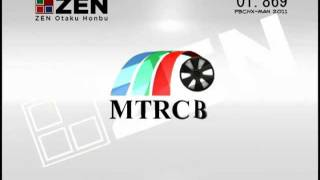 MTRCB TV Rating Classification: Rated G (English)