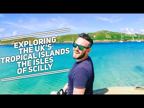 A Journey To The UK's Tropical Islands - The Isles Of Scilly