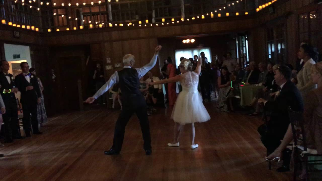 Father & Daughter Wedding Dance