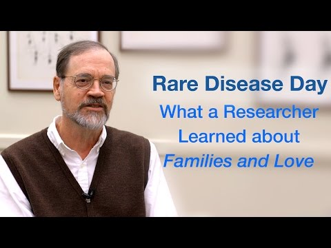 Rare Disease Day: An Einstein Researcher's Personal Involvement | HuffPost Life