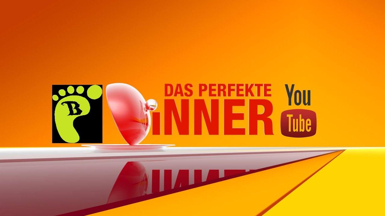 Youtube Das Perfekte Dinner