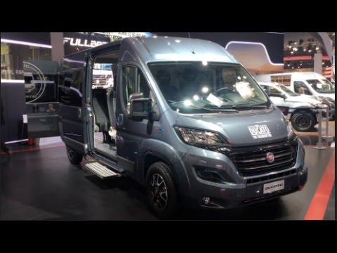 fiat ducato bus 2016 in detail review walkaround interior exterior youtube. Black Bedroom Furniture Sets. Home Design Ideas
