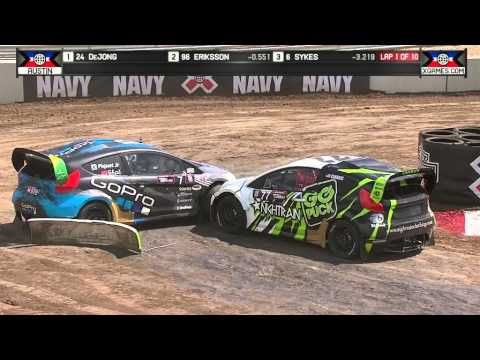 X Games Austin: Rallycross Lites