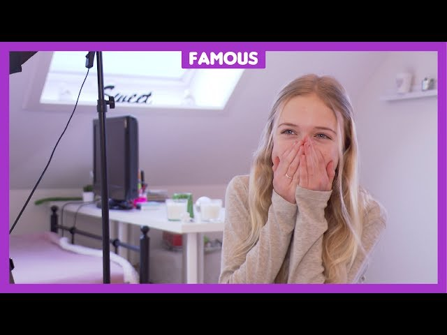 Nina (11) heeft meer dan een miljoen volgers op Musical.ly