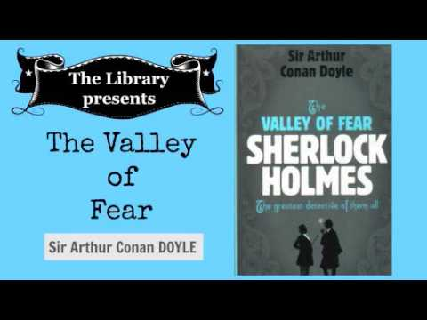 Sherlock Holmes : The Valley of Fear by Sir Arthur Conan Doyle - Audiobook