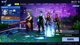 IM LIVE!!! Rarest OG Fortnite Compte NEW BINDS!