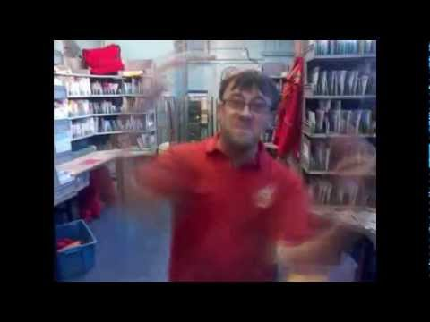 The Royal Mail Dance Off