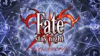 Fate Stay Night Trailer