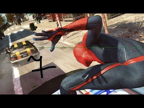 Прохождение игры Новый Человек-Паук 2 - часть 7