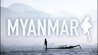 A cinematic Myanmar