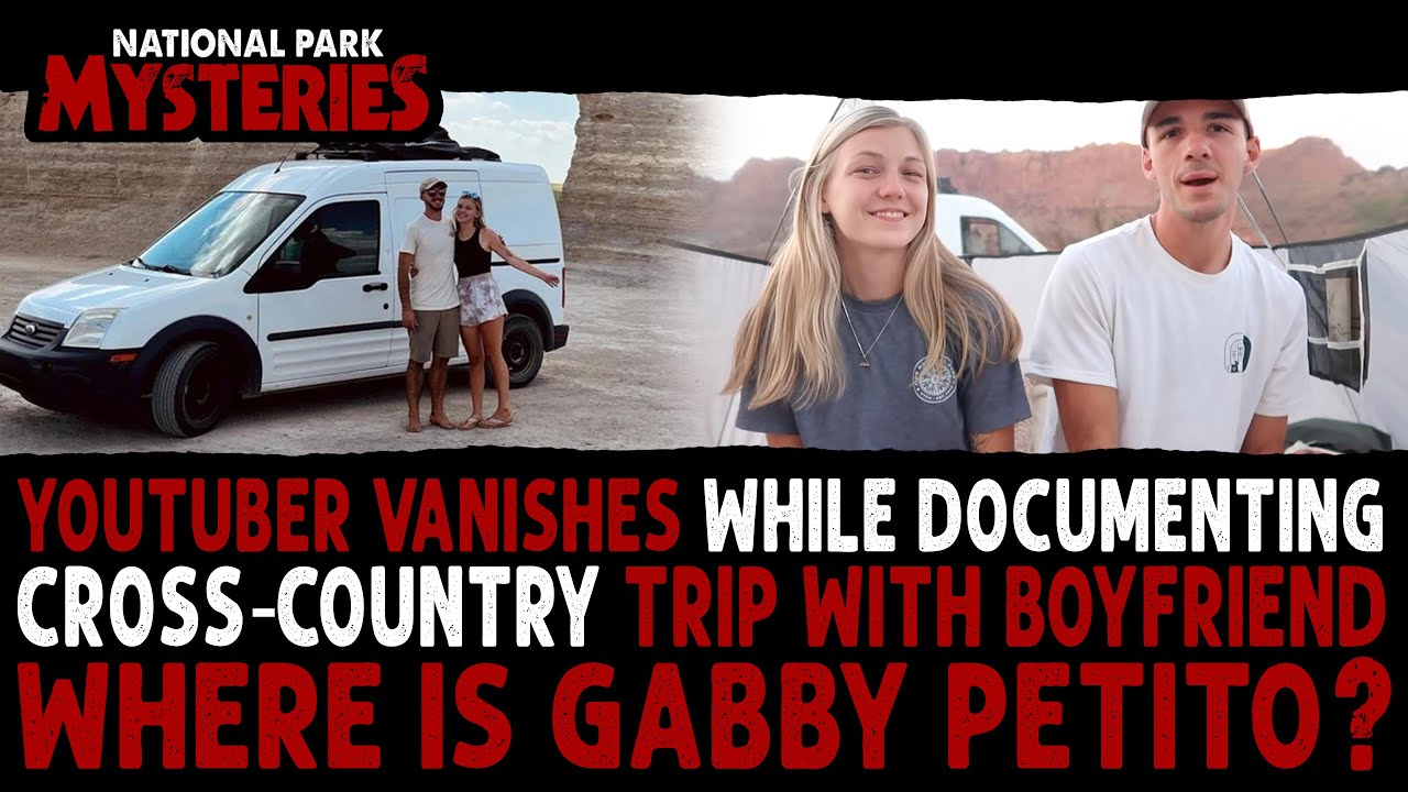 Vanished While Documenting Cross-country Trip with Boyfriend   Where is Gabby Petito?